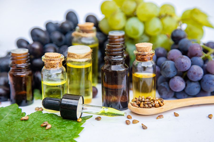 grapeseed for skin